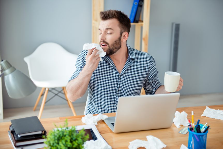 "Am I ""sick enough"" to take sick leave? - 2021 - Wattsnext Group"