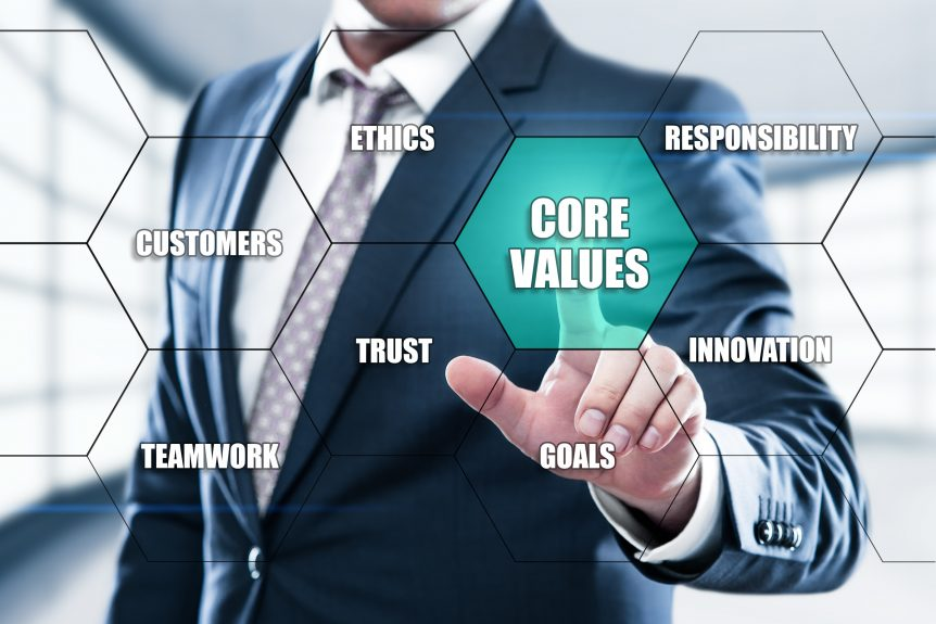 So your company values look great on the wall? Now what? - 2020 - Wattsnext Group