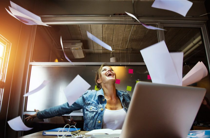 It's time to ditch the drama at work - 2020 - Wattsnext Group