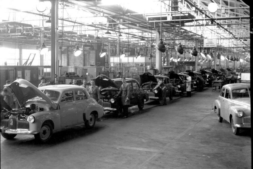 Good-bye Holden – Will the march of the machines be repeated in other industries? - 2020 - Wattsnext Group