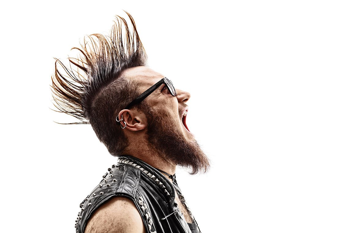 Punk Rock and Evolution - We were all millennials (equivalents) once! - 2021 - Wattsnext Group